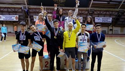 Соревнования по лёгкой атлетике, посвящённые  Дню народного единства