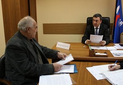 Прием граждан в РОПП 26.11.2018