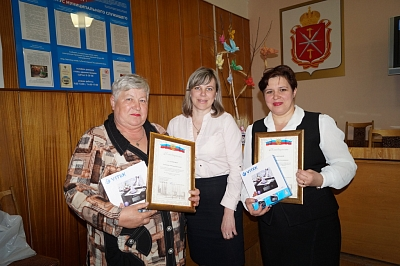 Антонина Баринова и Татьяна Мондраева стали лауреатами проекта