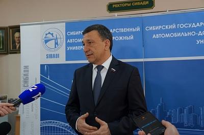 Форум по безопасности дорожного движения в Омске