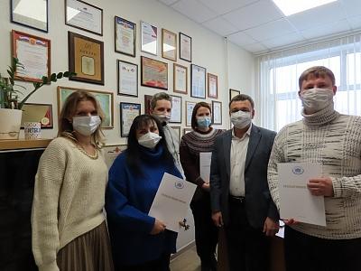 Владимир Афонский поздравил тульских журналистов