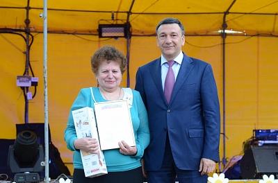 День города Ясногорска 12 июня 2018