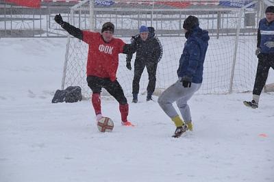 Всепогодный футбол