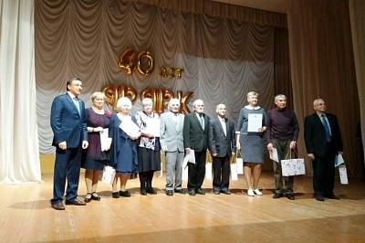 40 лет ФФК