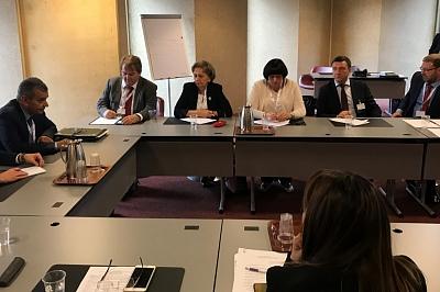139 сессия Межпарламентского союза в Женеве