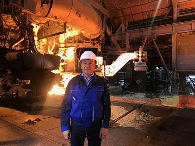 День металлурга 2020 на КМЗ