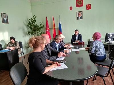 Прием граждан в Алексине 2 ноября 2018