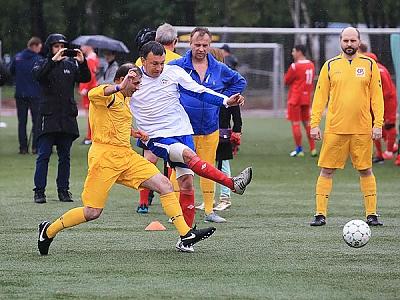Футбольный турнир между сборными фракций Госдумы