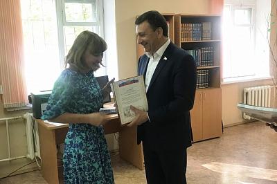 Встречи в Алексине 28 мая 2018