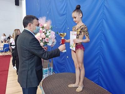 Межрегиональный турнир по художественной гимнастике 2021