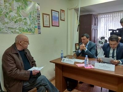Прием граждан в Донском 9 декабря 2019